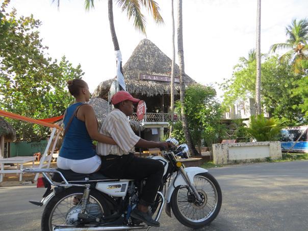 Concho y moto-concho