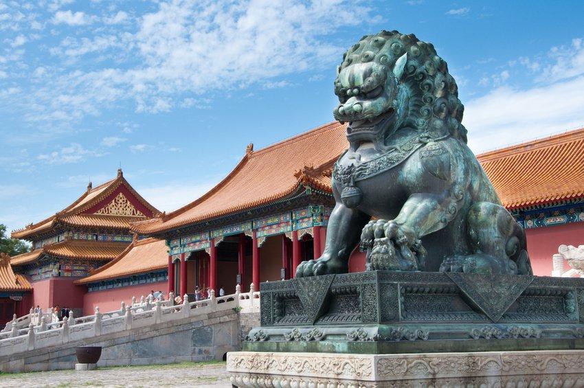 «Tiananmen» y «La Ciudad Prohibida»…¡impresionantes!