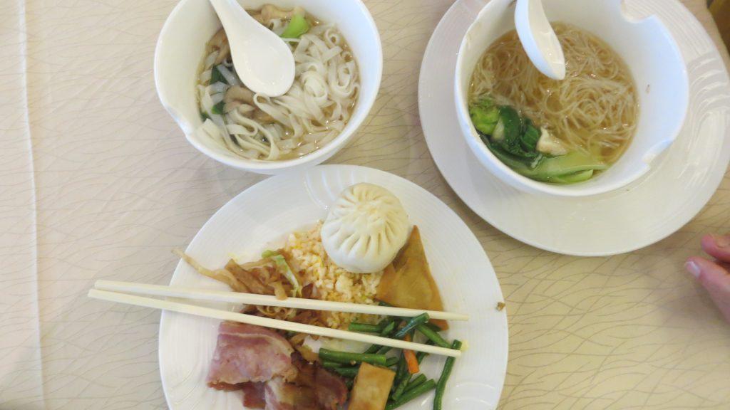 La comida china siempre nos sienta bien !