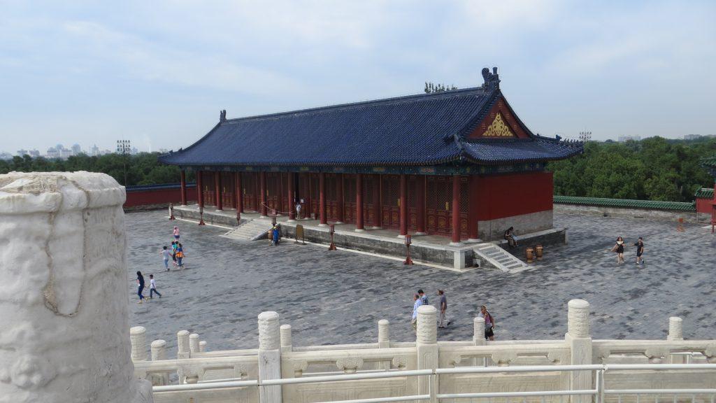 Es el ejemplo más perfecto de la arquitectura Ming