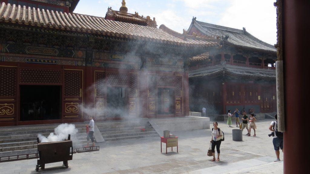 es el templon tibetano mas importante cfuera del Tibet