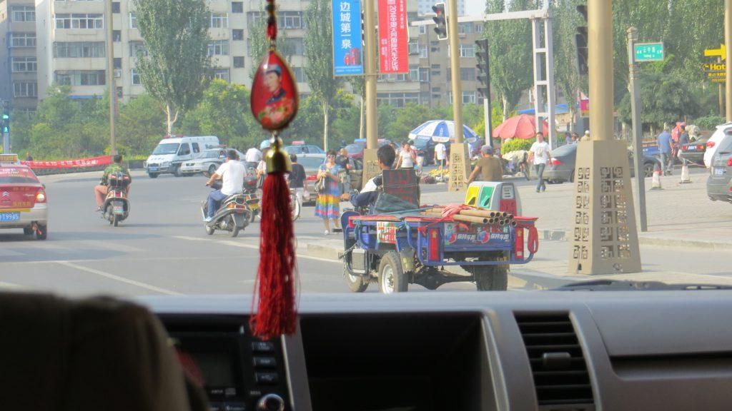 China es un cambio constante hacia la modernización