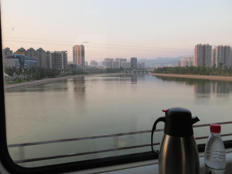 La experiencia de viajar en tren por China! (destino Datong)