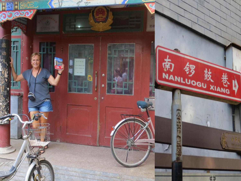 Los «Hutong» y el»Pato Laqueado»