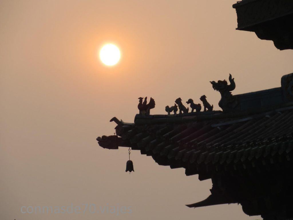 la ciudad fue el centro financiero de China.