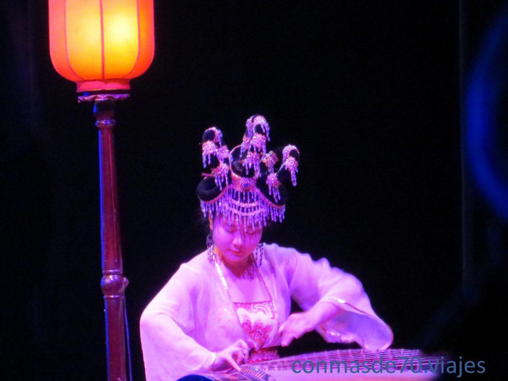 Es maravilloso el virtusismo con que tocaba el xilofon