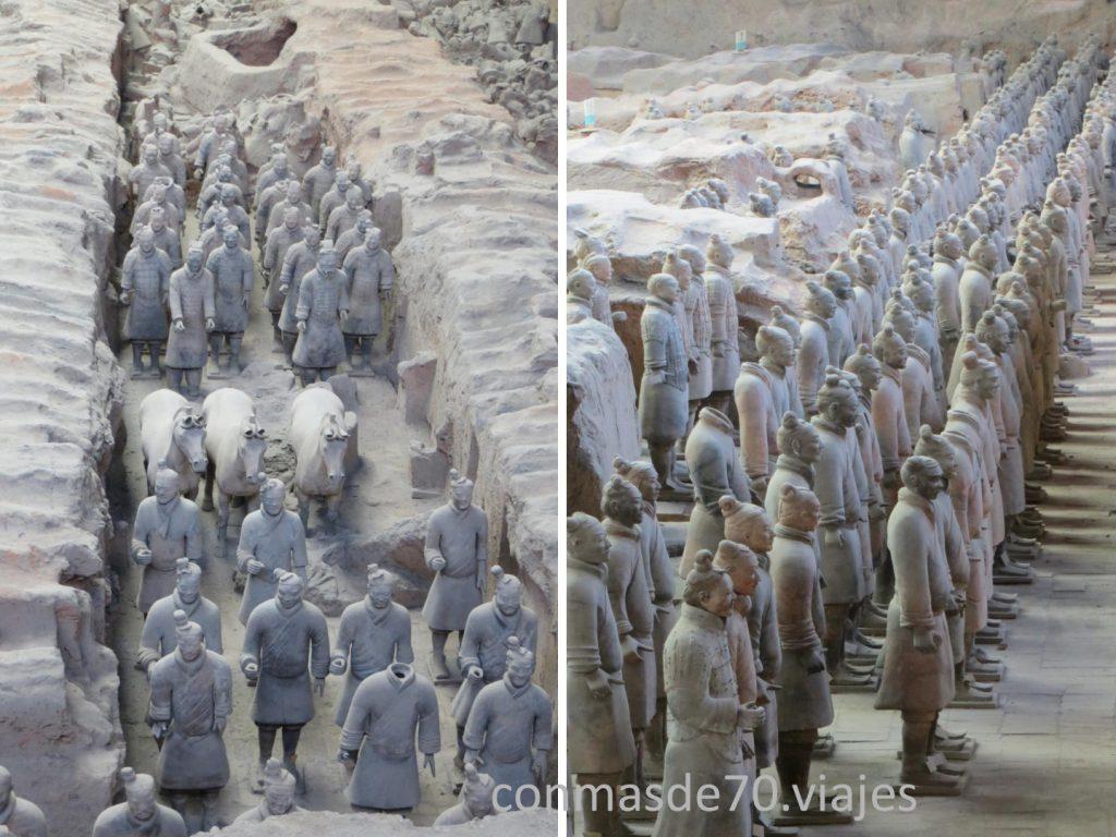 museo viviente, muestra de la transformación de Chjna, gran componente islámico, fusión del pasado con el presente