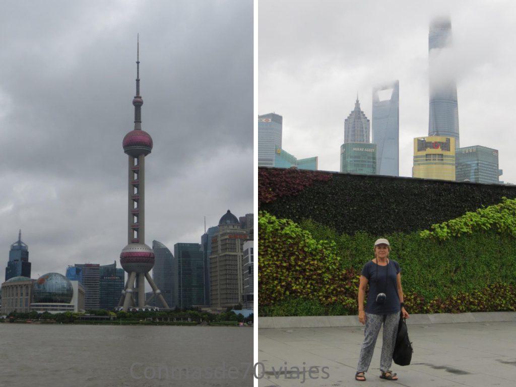 """Shanghái significa literalmente """"sobre el mar"""" y actualmente su puerto es el de mayor tráfico del mundo por volumen de mercancías."""