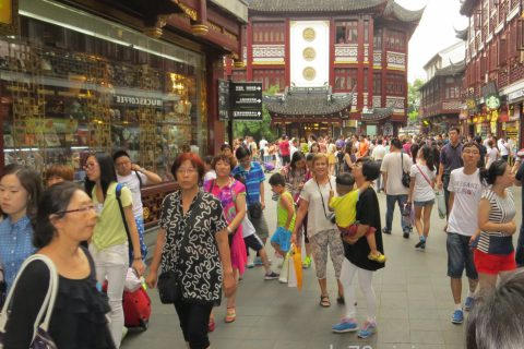 Shanghái, una ciudad con 25 millones de habitantes (Iª parte)