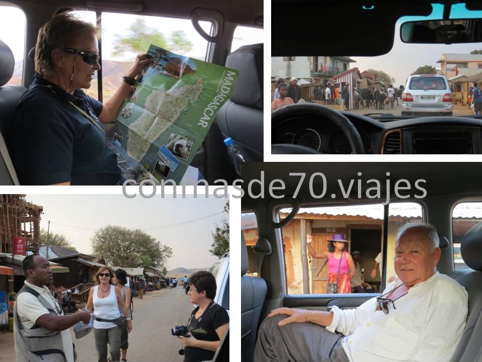 Rutas e itinerarios adaptados a las expectativas del grupo