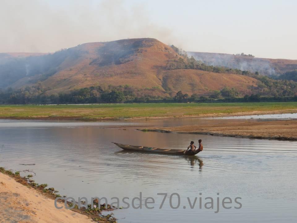 "Madagascar, ""La Isla Roja"""