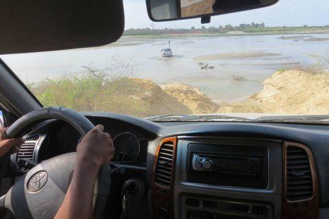 Madagascar/ la pista del sudeste