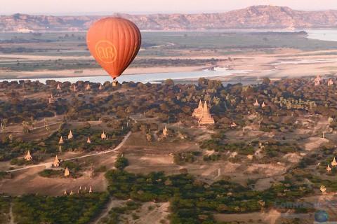 Myanmar/Bagan-sudeste asiático