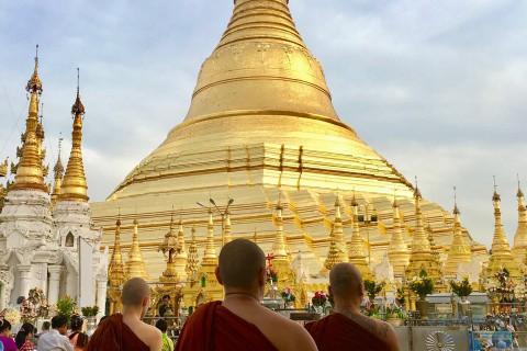 Myanmar/Yangon-sudeste asiático