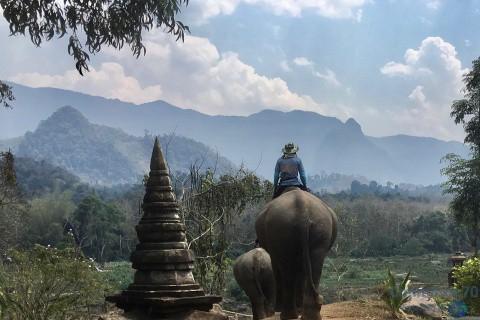 Laos/Huay Xai/Rio Mekong/Luang Prabang-sudeste asiático