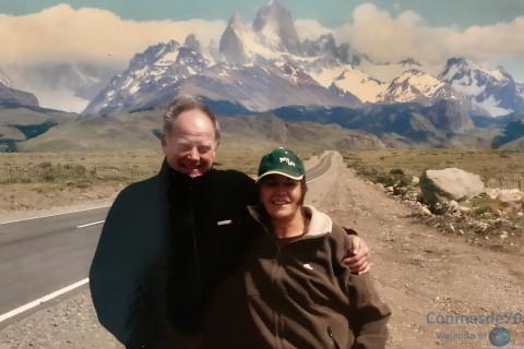 Argentina/El Chaltén/América del Sur