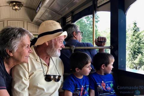 Disney/Paris con nietos, ¿Emoción o extenuación?