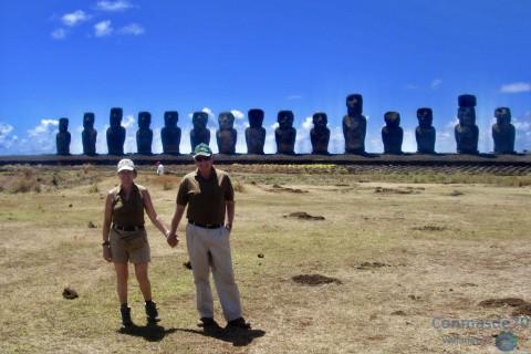 Isla de Pascua/Rapa Nui/Chile/América del Sur