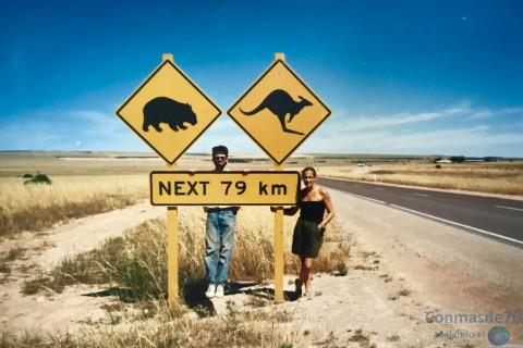 Acampando por Australia, 1ª parte