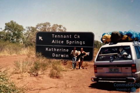 Acampando por Australia, 2ª parte