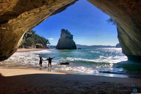 Nueva Zelanda / Centro y Sur de la Isla Norte / Oceanía
