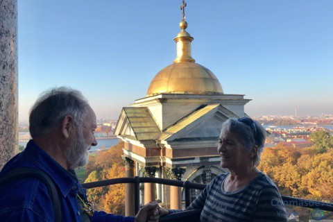 RUSIA / San Petersburgo – Europa