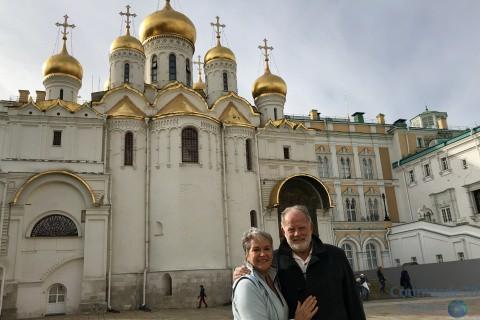 RUSIA / Moscú – Europa
