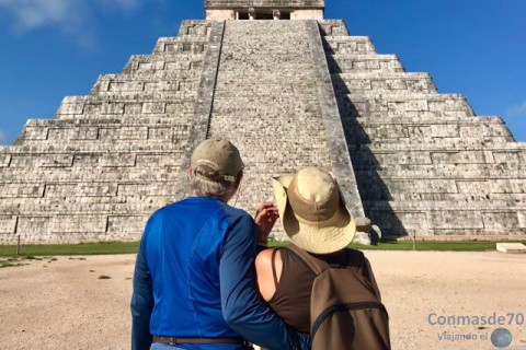 MÉXICO / Tulum / Reserva Sian Ka'an / Coba / Chichen Hitzà /  Palenque / – América Central