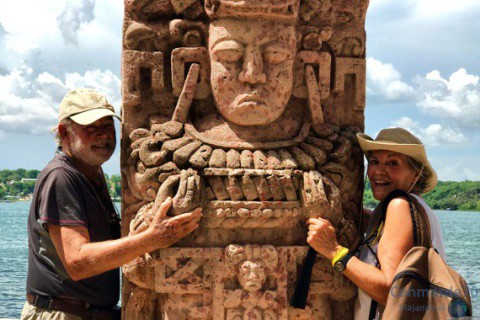 GUATEMALA/ Lago Atitlán / Tikal / Semuc Champey / América central (2)