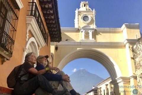 GUATEMALA / Antigua / Volcán Pacaya / Chichicastenango / América Central (1 )
