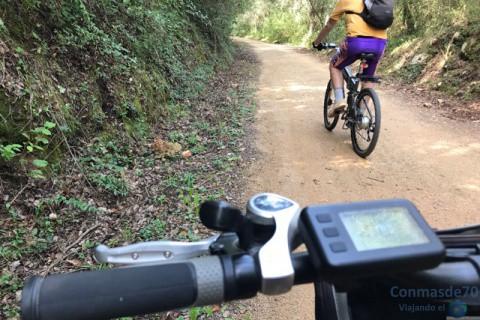 Dos bicicletas y un destino