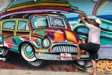 PANAMÁ / Panamá City, Bocas del Toro y esclusas