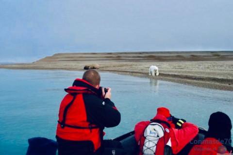 El Ártico en rompehielos